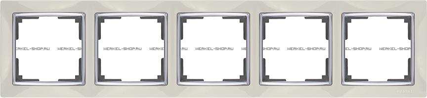 Werkel Розетка ethernet rj-45 белая wl01-rj-45 4690389045653